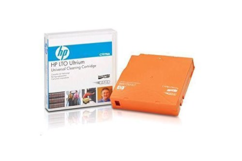 Hpe Ultrium Universal Cleaning Cartridge by HPE - MEDIA 7A