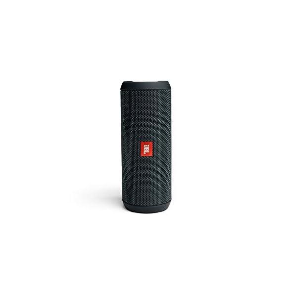 JBL Flip Essential - Enceinte Bluetooth portable robuste - Étanche IPX7 pour piscine & plage - Autonomie 10 hrs - Qualité audio JBL - Noir 1