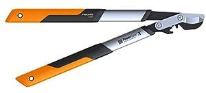 Fiskars Getriebeastschere LX92-S Bypass Power-G, orange / gelb / schwarz, 1 x...