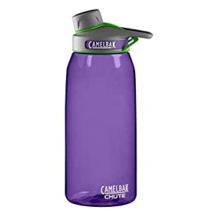 Camelbak Chute Bottle 1L Indigo Camelbak Chute Water Bottle BPA-FREE