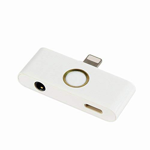 MaximalPower Lightning Charging Port Adapter for Apple iPhone and ipad (Home Button)