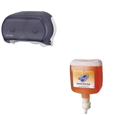 KITPAG47435SJMR3600TBK - Value Kit - Procter amp; Gamble Professional Antibacterial Foam Hand Soap (PAG47435) and San Jamar Versatwin Tissue Dispenser (SJMR3600TBK) by Procter & Gamble