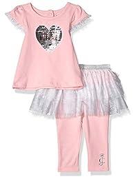 Juicy Couture Juego de 2 Piezas para bebés y niñas