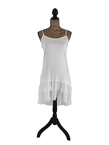 Chiffon High Low Extender Shirt Camisole product image