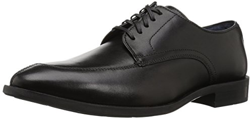 Cole Haan Men's Edison Split OX II Oxford, Black, 10.5 Medium US
