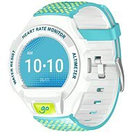 SmartWatch Alcatel OneTouch Go Watch SM03, White/Green & Blue ...