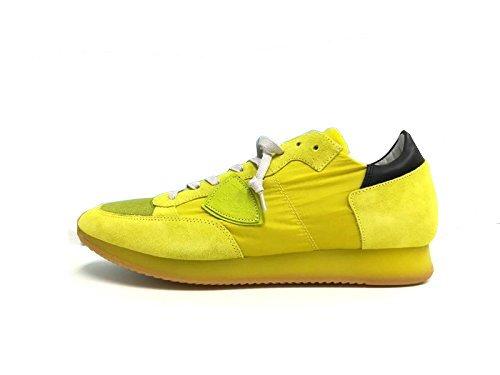PHILIPPE MODEL (フィリップモデル) スニーカー メンズ PM-TRLU SR11 靴 フランスブランド靴 B07CNHGQ82