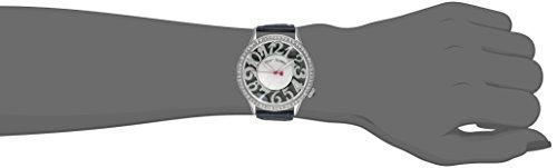 Betsey Johnson Women's BJ00331-02 Analog Display Quartz Blue Watch