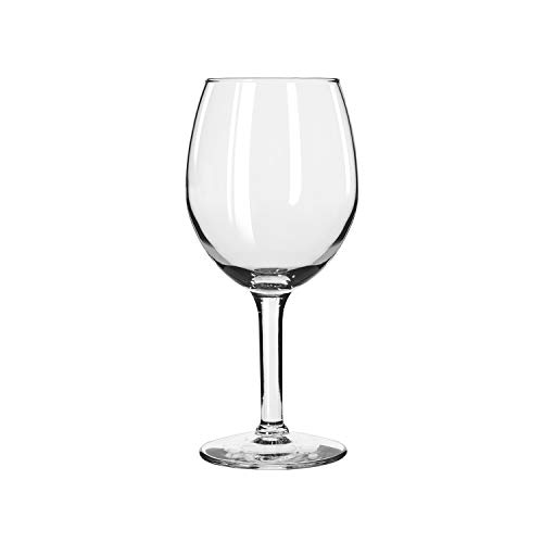 Libbey Glassware 8472 Citation White Wine Glass, 11 oz. (Pack of 24)
