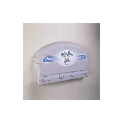 Oval Baby Changing Station Color product image
