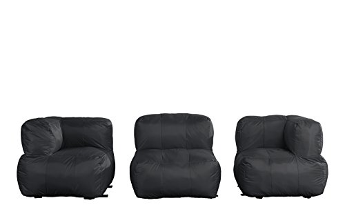 31maQjKz5vL - Divano Roma Large Children and Adult Compressed Foam Chair Set - Waterproof Gaming chairs for Teens