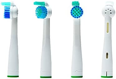 oral-q, 32 (8 x 4) Sonicare Sensiflex Ersatz. Voll kompatibel mit den folgenden oral-q Ersatz Bürstenköpfe Modelle der Elektrische Zahnbürste Philips Sonicare Sensiflex: Alle Modelle