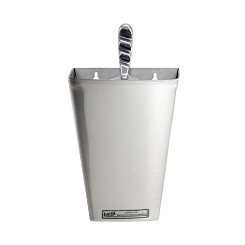 (Ice or Grain Scoop Holder - Stainless Steel - 64oz)