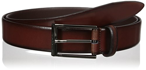 HUGO Hugo Boss C-Gamal Italian Leather Dress Belt