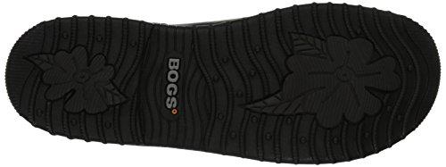 Weyco Group Inc. dba Bogs Seattle Solid Mid Schwarz (Black)