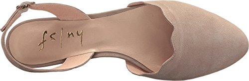 Suede Book French Taupe Womens Sole TgfwqOz