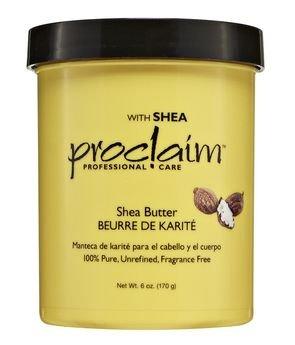 Proclaim 100% Pure Shea Butter 6 - oz DUO SET by Proclaim