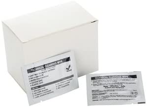 Pre-saturated Cleaning Wipes with IPA solution for Printer Printerhead cleaning