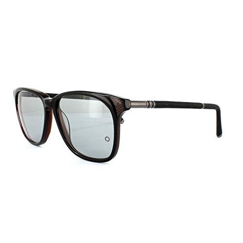 Price comparison product image Mont Blanc MB406S Sunglasses Color 50A