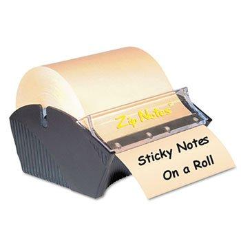 Zip Notes Manual Dispenser, Dark Blue