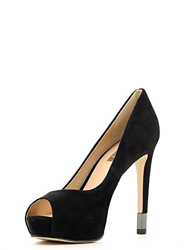 FLHA53 Guess Femme Guess Noir Talon SUE07 à Chaussures FLHA53 0EErqwB