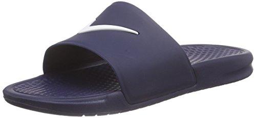 Nike Herren Benassi Duschrutsche Blau