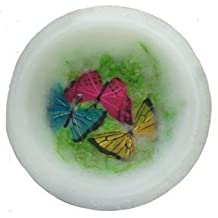 Habersham Candle Company Wax Pottery Regular Butterfly Limited Edition Vessel