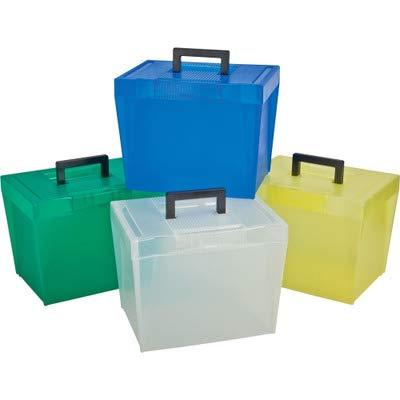 PFX20881 - Pendaflex Economy File Box with Handle