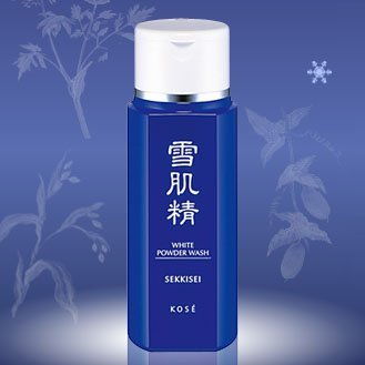 Kose MEDICATED SEKKISEI White Powder Wash 100g (Japan Import)