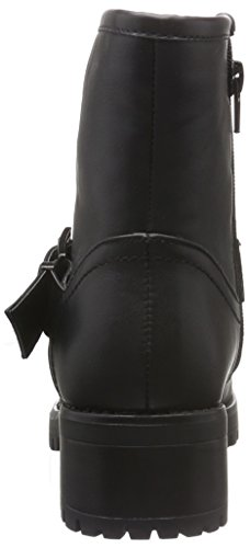 Another Pair of Shoes Alexise1, Botas Biker para Mujer Negro (black01)