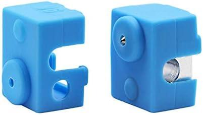 Cikuso Hotend J-T/ête pour Imprimante 3D avec Ventilateur Unique pour Extrudeuse Wade De Filament 1.75Mm 3D V6 Bowden Buse De 0.2Mm//0.3Mm//0.6Mm//1.0Mm