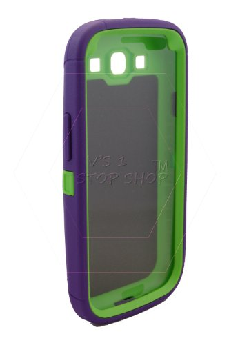 Vs 1 Stop Shop ®TM Samsung Galaxy S3 Protector - Generic for Otterbox - (Looker