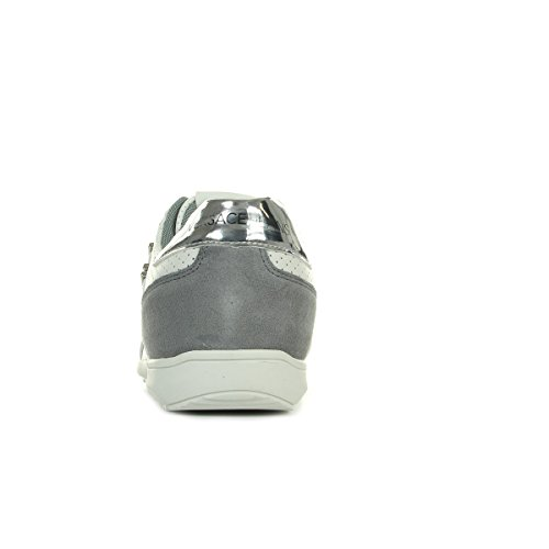 Versace Jeans Sneaker Uomo Dis C1 Punched Action Leather E0YPBSC1003, Scarpe sportive