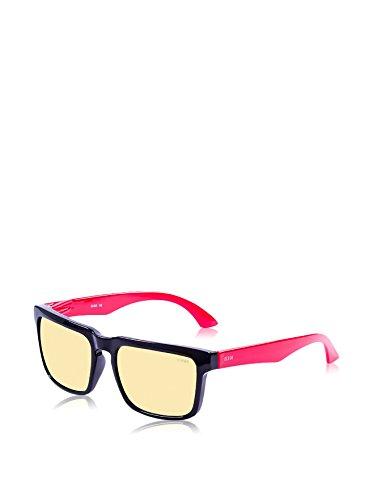 Ocean Sunglasses Bomb–Lunettes de soleil unisexe Rouge