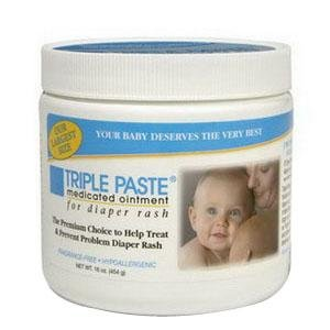 UM02002 - Triple Paste Medicated Ointment, 16 oz. Jar