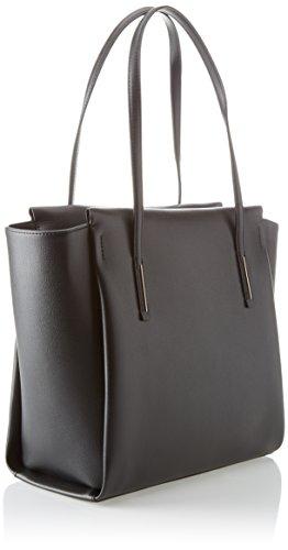 black Shopper Cabas Noir Frame Large Klein Calvin xqwZ1YvY