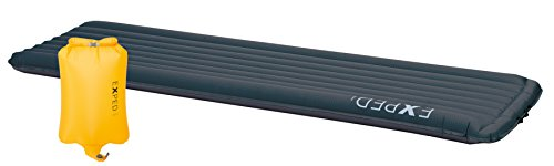 Exped DownMat XP 9 Insulted Sleeping Pad, Black, Medium