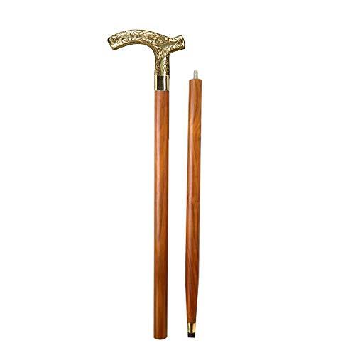Decorative Defense Victorian Walking Cane for Men /& Women Men Derby Cane