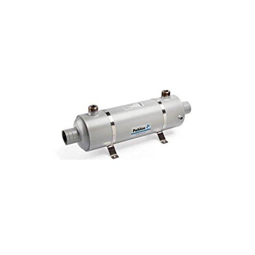 pahlen Intercambiador de calor Piscina Hi-Flow Titanium - 28 kW