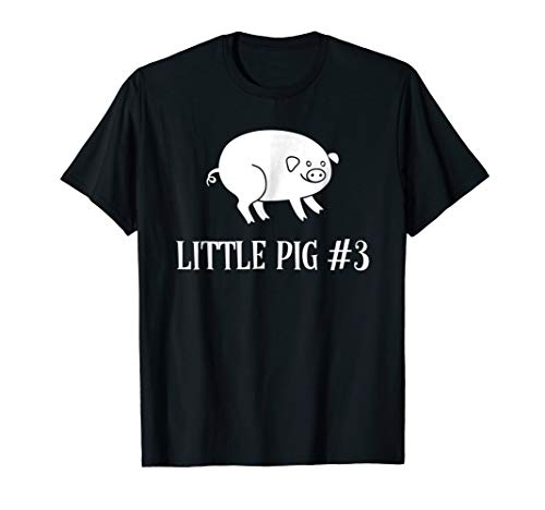 Little Pig #3 Funny Group Halloween Costume Idea for Friends