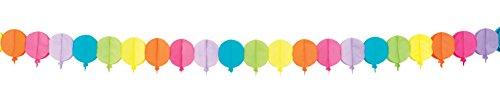 GUIRLANDE Ballon 4MTR - VARIOU -