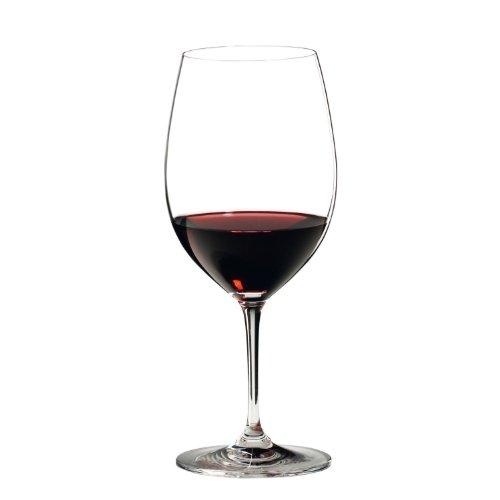 Riedel VINUM Bordeaux/Merlot/Cabernet Wine Glasses, Pay for 6 get 8