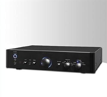Rotel RC-1550 Hogar Alámbrico Plata - Amplificador de audio (0,006%, 95