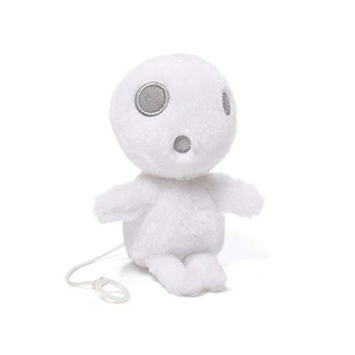 GUND Princess Mononoke Zip-Along Kodama Stuffed Toy Plush