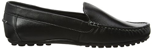 Hush Puppies Dames Amalia Genade Slipper Zwart