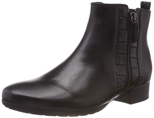 Shoes Botines Comfort Gabor 27 Schwarz Femme Sport Micro Noir P76ffqx