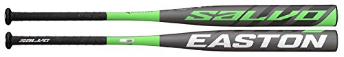 Easton Salvo Composite End Loaded USSSA Slow-Pitch Softball Bat, 34-Inch/26-Ounce