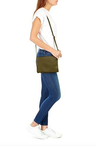 Italian Soft 100 Envelope Flap Leather Montte Shoulder Red Di Bag Ladies Jinne xIcqRtq4wa