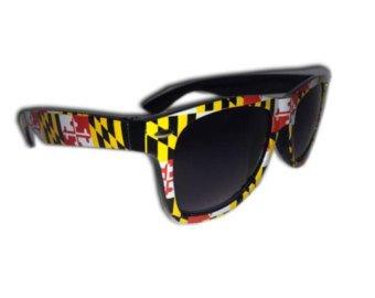 Maryland Flag Sunglasses - Maryland Sunglasses Flag