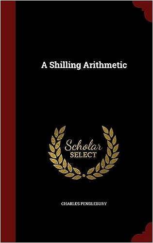 Book A Shilling Arithmetic